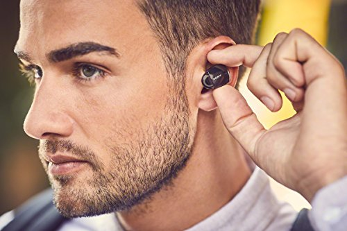 Sony WF1000X/BM1 Premium Noise Cancelling True Wireless Headphones - Black (WF1000X/B)