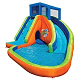 Banzai Sidewinder Falls Inflatable Water Park