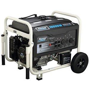 Pulsar Gas Generator