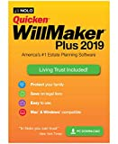 Quicken WillMaker Plus 2019 & Living Trust [PC Download]
