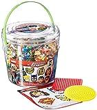 Perler Beads Justice League Fuse Bead Bucket Craft Activity Kit, 8504 pcs