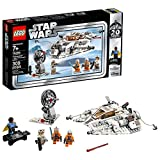 LEGO Star Wars: The Empire Strikes Back Snowspeeder - 20th Anniversary Edition 75259 Building Kit, New 2019 (309 Pieces)