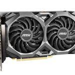 MSI Gaming Radeon RX 5500 XT Boost Clock: 1845 MHz 128-bit 4GB GDDR6 DP/HDMI Dual Torx 3.0 Fans Freesync VR Ready…