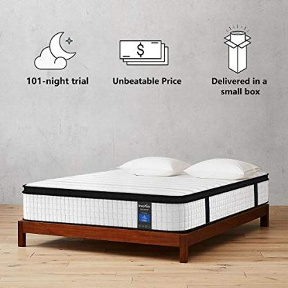 Inofia-Full-Mattress-12-Inch-Hybrid-Innerspring-Double-Mattress-in-a-Box-Cool-Bed-with-Breathable-Soft-Knitted-Fabric-Cover