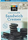 365 Everyday Value, Chocolate Sandwich Cremes, 20 Ounce