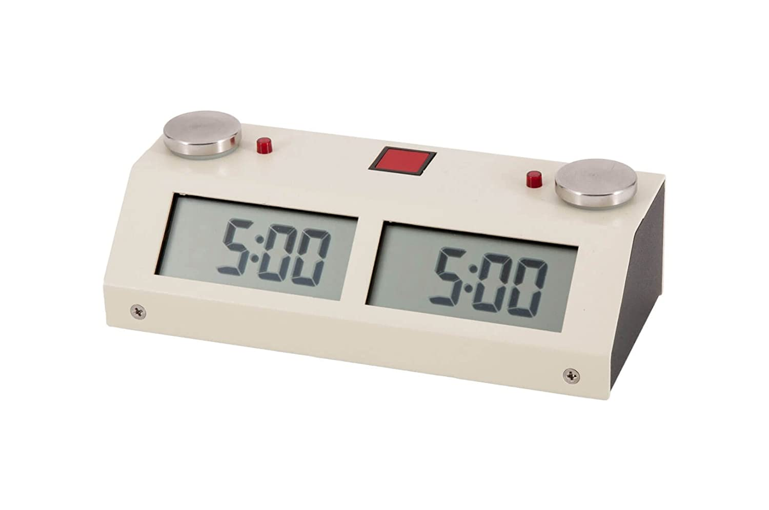 US Chess Federation Chronos GX Digital Game Chess Clock –Touch