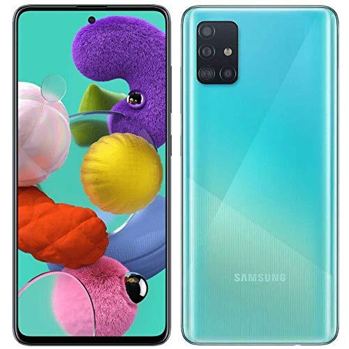 Samsung-Galaxy-A51-128GB-4GB-65-48MP-Quad-Camera-Dual-SIM-GSM-Unlocked-A515FDS-Global-4G-LTE-International-Model-Prism-Crush-Blue