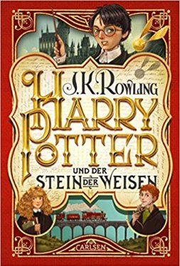 In Retrospect | Lesemonat Januar 2020 - Harry Potter und der Stein der Weisen