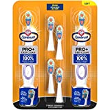 ARM & HAMMER Spinbrush PRO+ Deep Clean Powered Toothbrush Value Pack