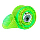 Creazy Popular Casting Fishing Rod Braided Sleeve Glove Cover Protector (C)