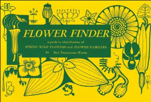 Flower Finder: A Guide to the Identification of Spring Wild Flowers and Flower Families East of the Rockies and North of the Smokies, Exclusive of Trees and Shrubs (Nature Study Guides)