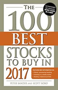 The 25 best personal finance books to read this year vintage value the 100 best stocks to buy in 2017 by peter sander scott bobo fandeluxe Images