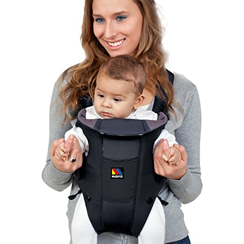 Molto Easy Deluxe Edition Comfort Carrier 2 in 1 1