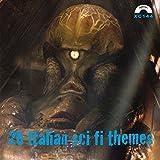 20 Italian Sci-Fi Themes