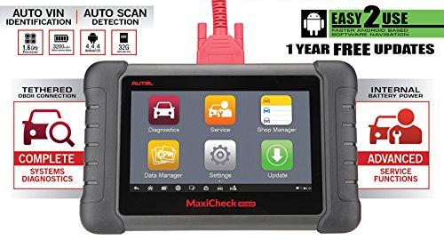 Autel MaxiCheck MX808 Diagnostic Scanner