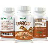 MLabs Turmeric Anti-Inflammatory Degenerative Joint Disease and Arthritis formula, 60 Capsules