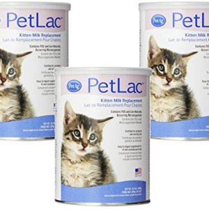 PetLac Milk Powder for Kittens, 10.5-Ounce Each (3 Pack) 18