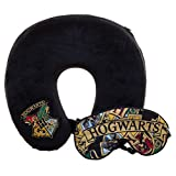 Harry Potter Hogwarts Travel Pillow and Sleep Mask