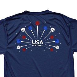 USA Pickleball Men's Performance T-Shirt