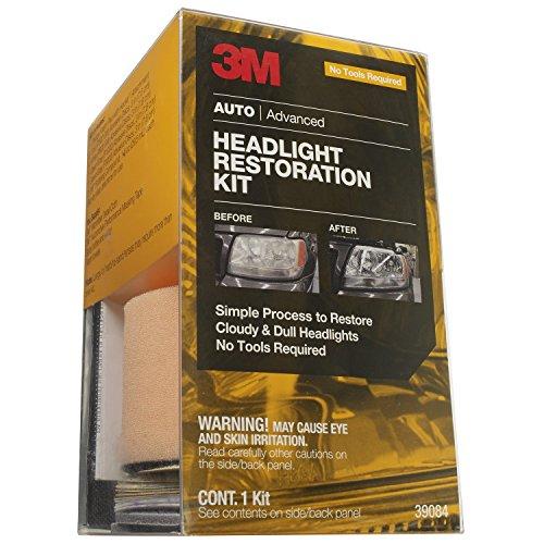 3M 39084 Headlight Restoration Kit