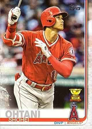 Amazon.com: 2019 Topps #250 Shohei Ohtani Baseball Card ...