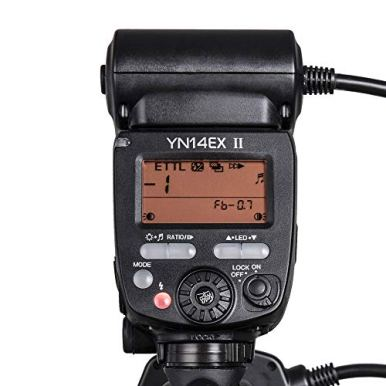 YONGNUO-YN14EX-II-Macro-Flash-for-Canon-DSLR-Cameras-with-Large-Size-LCD-Display-Adapter-Rings-Color-Temperature-Filters-Hot-Shoe-Mount-Support-MTTL-Flash