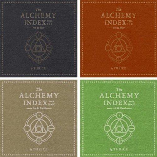 Alchemy Index 1 - 4 : Thrice: Amazon.fr: Musique