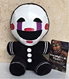 NEWONEHOPE Five Nights at Freddy's Nightmare Marionette Plush, 7-Inch