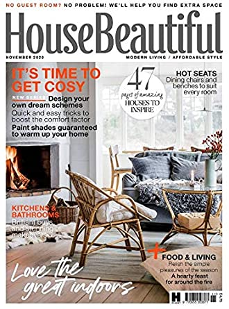 Amazon Com House Beautiful Uk Hearst Magazines Uk Kindle Store