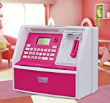 2017 New Edition Money Bank Full Function ATM Toy with New Features