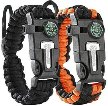 Atomic Bear Paracord Bracelet latest gadget review