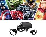 Oculus Marvel Powers United VR Edición especial Rift Touch - PC (Edición limitada) - MARVEL Powers United VR Rift + Touch Bundle Edition