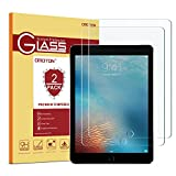 OMOTON [2 Pack] Glass Screen Protector for iPad 9.7 inch 6th and 5th Generation/iPad Pro 9.7 / iPad Air 2 / iPad Air