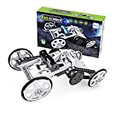 Nrbecurn STEM Projects for Kids, 4WD DIY Car Assembly Kit Real Motors Climbing Vehicle for Boys and Teens, Science Experiments, Circuit Building Toys for Teens