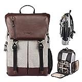 TARION RB-02 Camera Backpack Large DSLR Mirrorless Cameras Bag Waterproof for Lens Tripod Tablet Men Women Photographer