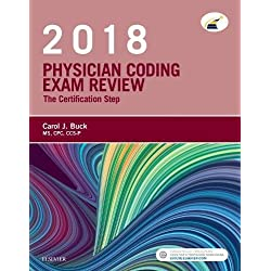 Physician Coding Exam Review 2018: The Certification Step, 1e