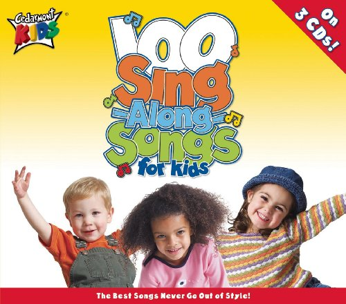 100 Singalong Songs For Kids