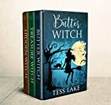 Torrent Witches Cozy Mysteries Box Set #1 Books 1-3 (Butter Witch, Treasure Witch, Hidden Witch)