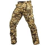 Kryptek Stalker Camo Hunting Pant (Stalker Collection), Highlander, L