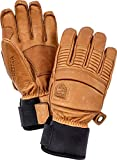 Hestra Mens Ski Gloves: Fall Line Winter Cold Weather Leather Gloves, Cork, 10