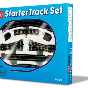Peco N Gauge Starter Track Set 51RfTq6I3 L