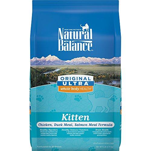 Natural Balance Kitten Formula Dry Cat Food