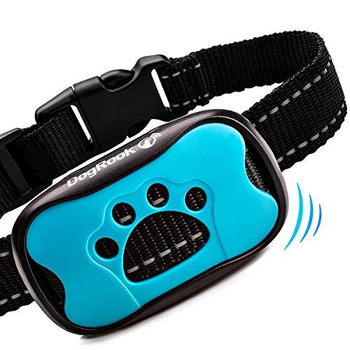 DogRook Dog Bark Collar-Humane Anti Barking