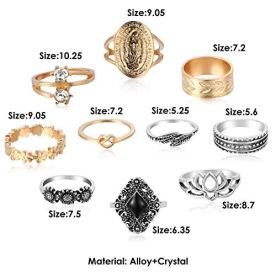 Finger Rings Midi Rings for Women