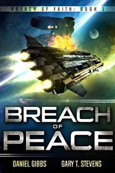 Breach of Peace by Daniel Gibbs