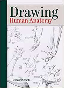 Drawing Human Anatomy: Giovanni Civardi: 9780289800898 ...