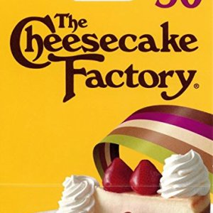 The Cheesecake Factory Gift Card 51RmNyUjWOL