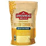 Arrowhead Mills Cornmeal Yellow Organic, 22 oz