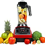 New Age Living BL1500 Premium 3HP Smoothie Blender - 85oz BPA-Free Unbreakable Tritan Jar - ETL Safety Rated - Perfectly Blends Frozen Fruits, Vegetables, Ice - Commercial Quality