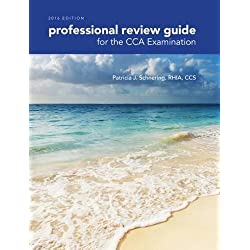 Professional Review Guide for the CCA Examination, 2016 Edition includes Quizzing, 2 terms (12 months) Printed Access Card